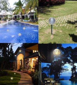 Stainless Solar Fancy Lantern Camping LED Solar Light pictures & photos