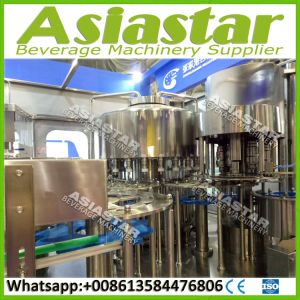 Spring Water Packing Equipment Mineral Water Packaging Machine Price pictures & photos