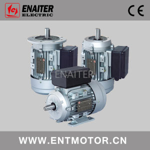 Ml Single-Phase Electrical Motor with Terminal Box pictures & photos