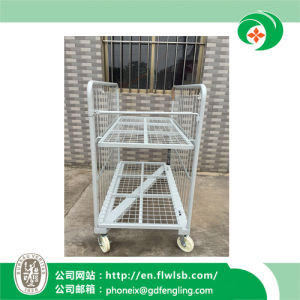 Customized Wire Container for Warehouse Storage by Forkfit pictures & photos