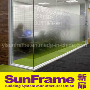 Aluminum Office Partition Wall/ Glass Office Partition Wall System pictures & photos