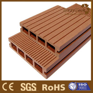 Design Exported WPC Outdoor Flooring Composite Decking Boards pictures & photos
