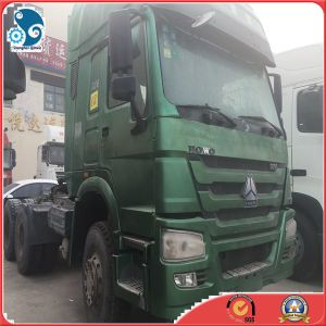 10gears HOWO Head Truck of Trailer Truck (ZZ3257N3847C1) pictures & photos