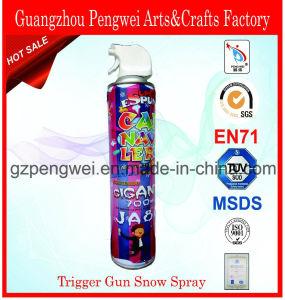 540ml Trigger Gun Snow Spray, Foam Snow Spray, Canned Snow Spray pictures & photos