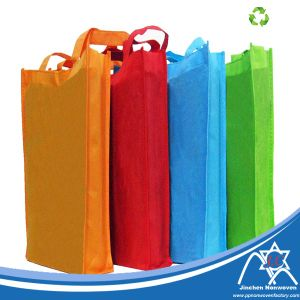 Colored PP Spunbond Nonwoven Fabric for Shopping Bag pictures & photos