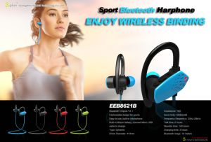 Hot Selling Lightweight Dynamic Sport Bluetooth Earphone pictures & photos
