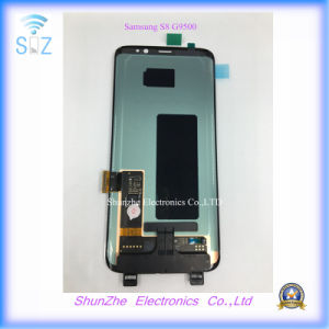 Smart Cell Phone Touch Screen LCD for Samsung Galaxy S8 Edge G9500 G950f Displayer Displays pictures & photos