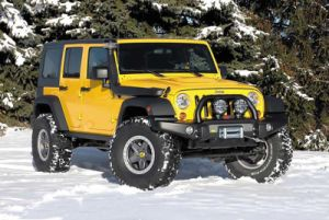 off-Road Snorkel for Jeep Jk Wrangler pictures & photos
