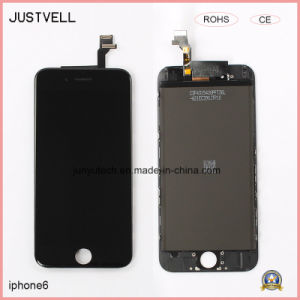 Wholesale Mobile Phone Touch Screen for iPhone 6g Complete Display pictures & photos