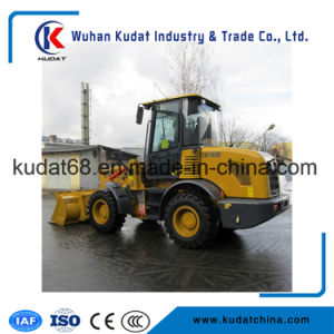 1.8tons Mini Wheel Loader (LW180K) pictures & photos
