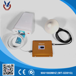 Dual Band 2g 3G 4G Cell Phone Cellular Signal Booster for Car pictures & photos