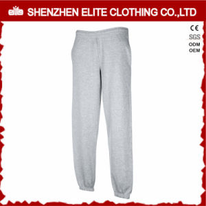 Sports Clothing Casual Grey Jogging Pants Plus Size (ELTJI-11) pictures & photos