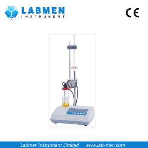 Karl Fisher Coulometrie Moisture Titrator pictures & photos
