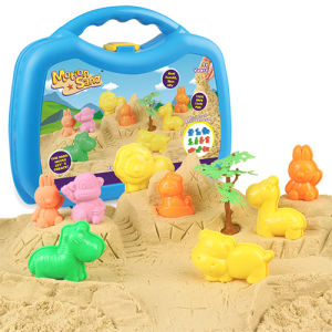 Magic Sand, Motion Sand, Cool Sand, Kinetic Sand