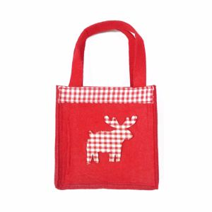 100% Polyester Christmas Gifts Bag for Christmas Gifts pictures & photos