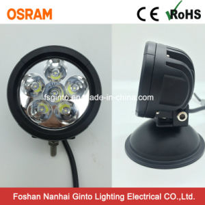 18W Truck LED Driving Headlight 3.5inch Waterproof pictures & photos