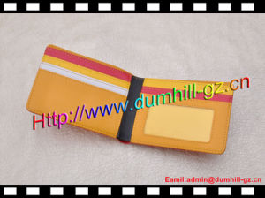 Hot Elegance PU Leather Lady Purse for Young Girl pictures & photos