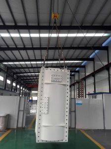 High Voltage 10kv Capacity 3150kVA Mine Dry Type Transformer / Mobile Substation/Dry Type Transformer kVA pictures & photos