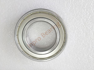 High Performance Stainless Steel Deep Groove Ball Bearing 6207 Zz/2RS pictures & photos