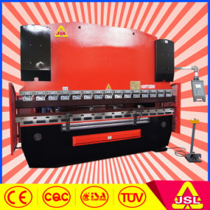 Jsl Carbon Steel Material / Metal Processed and Hydraulic Power Press Brake with 6 Meter pictures & photos