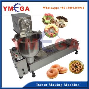 Snack Machine for Small Business Donut Maker Machine pictures & photos