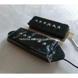 Black Color Single Coil Ceramic P90 Dog Ear Guitar Pickup pictures & photos