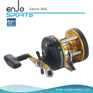Saturn Strong Graphite Body / 1 Bearing / Right Handle Sea Fishing Trolling Reel Fising Tackle Reel pictures & photos