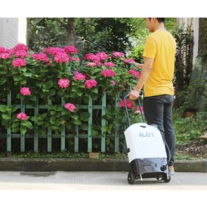 Ilot New Design 16L Agricultural Battery Power Knapsack Sprayer Electric Sprayer pictures & photos