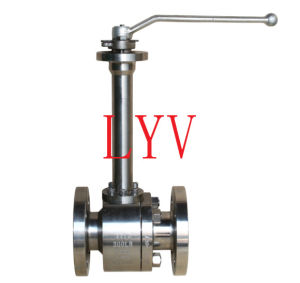 Stainless Steel Ball Valve with 300lb Pressure pictures & photos