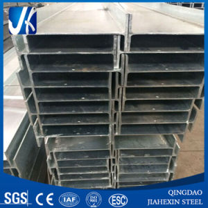 H Section with Varies Holes, Galvanize Finished pictures & photos