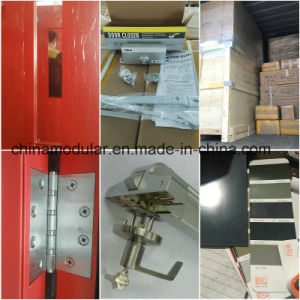 UL Listed Steel Fire Door for Fire Escape Access (CHAM-ULSD002) pictures & photos