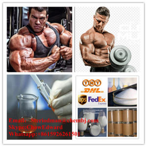 Anabolic Steroids Powder Parabolan Trenbolone Hexahydrobenzyl Carbonate for Bodybuilding Muscle Gain pictures & photos