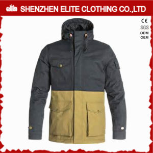 Custom Made Good Quality Thermal Ski Jacket Men 2016 (ELTSNBJI-55) pictures & photos
