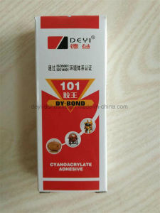 Glue King 502, High Viscosity Super Glue (DY101) pictures & photos