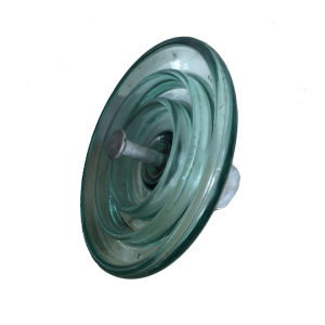 Suspension Glass Insulator for High Voltage Line pictures & photos
