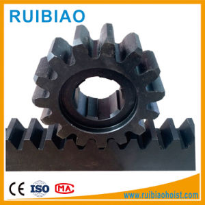 M1.5 Gear Helical Teeth 21 Teeth Pinion pictures & photos