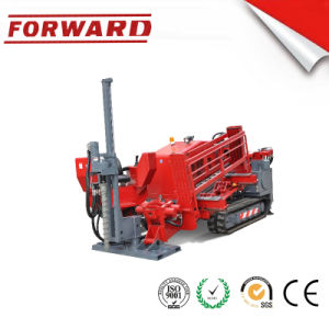 High Efficiency Horizontal Directional Drilling Equipment with Motor Power of 62kw