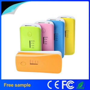 Portable Universal 5200mAh Fashion Power Bank