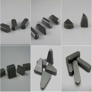 Tunsten Carbide Brazed Tip for Mining Tool
