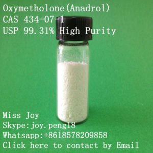 USP Anadrol High Purity Anadrol Oxymetholo Oral Anabolic Steroid Powder CAS 434-07-1
