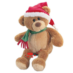 Christmas Holiday Toy Red Hat Bear pictures & photos
