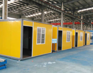 Prefabricated Movable Container House Ready to Sell pictures & photos