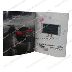 4.3 Inchvideo Brochure, LCD Video Brochure, Video Advertising Brochure pictures & photos