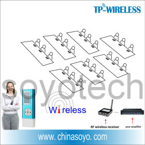 RF Wireless Microphones Sender Receiver System Solution to Classroom pictures & photos