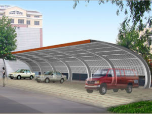 Carport, Steel Structure Building for Carport (SSW-446) pictures & photos
