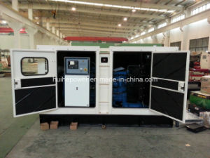 25kVA Soundproof Type Genset with Lovol Diesel Engine pictures & photos