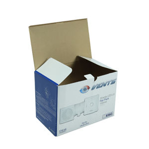 Top Tuck Cardboard Packing Box for Wholesale pictures & photos