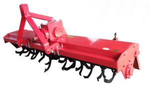 Green Hi Farm Farm Cultivator Gearbox Driven Rotary Tiller pictures & photos