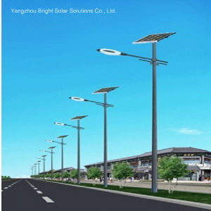 Customized Design Golden Quality High Lumen 30W-120W LED / 6m -12m Pole Solar Street Lighting pictures & photos