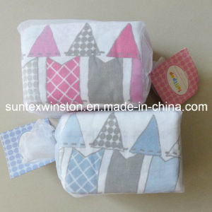 Hot-Sale Baby′s Muslins Diapers Soft and Confortable pictures & photos